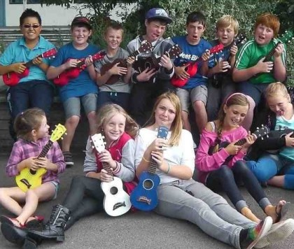 Come and Play Ukulele!